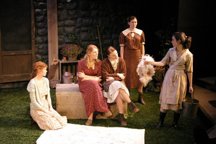 DANCING AT LUGHNASA @ AADA