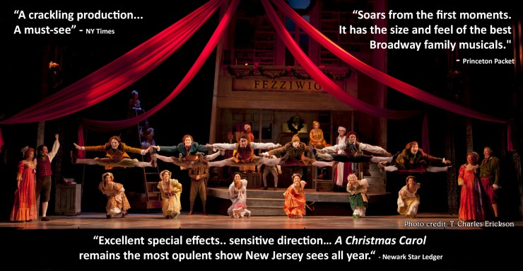 A CHRISTMAS CAROL at McCarter Theatre