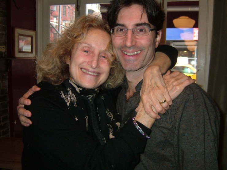 Playwright, Wendy Kesselman and Director, Michael Unger