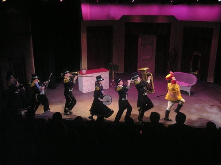 ON THE RAZZE @ Babcock Theatre - University of Utah