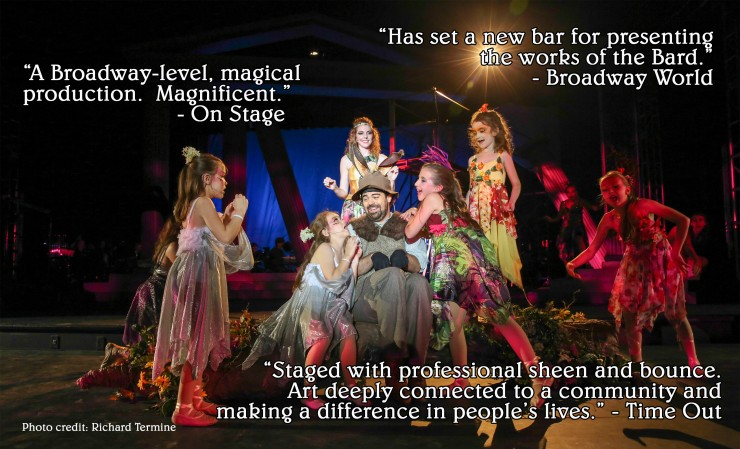 A ROCKIN' MIDSUMMER NIGHT'S DREAM at NewArts: Newtown Musicals