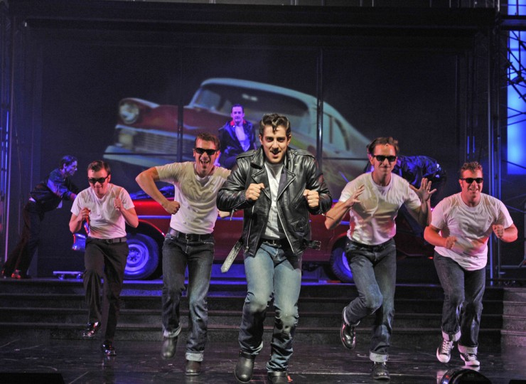 GREASE @ The Paramount Theatre - Aurora, IL