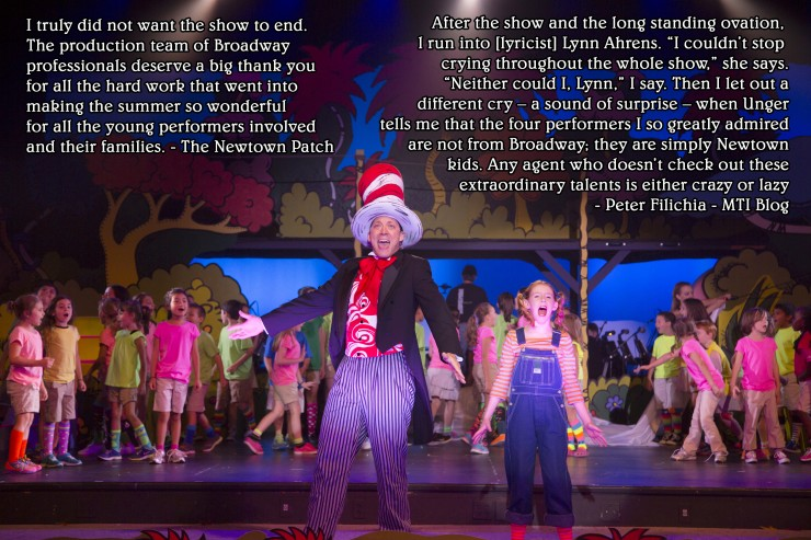 SEUSSICAL at NewArts: Newtown Musicals