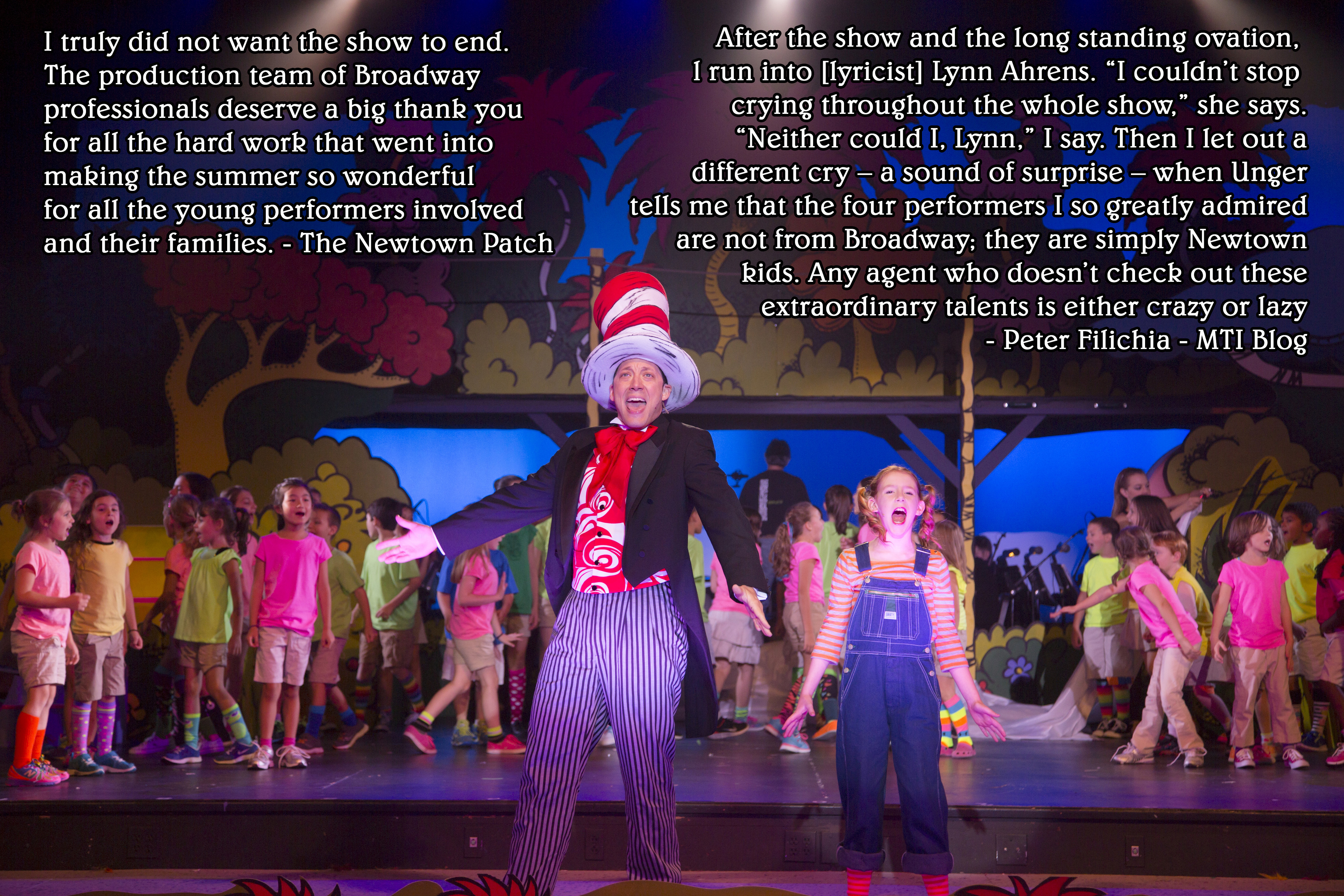 Seussical with quotes