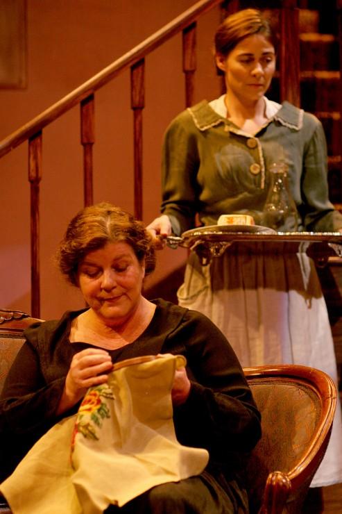 Kasey Cramer (Madame Danzard), Deanne Bray (Christine)