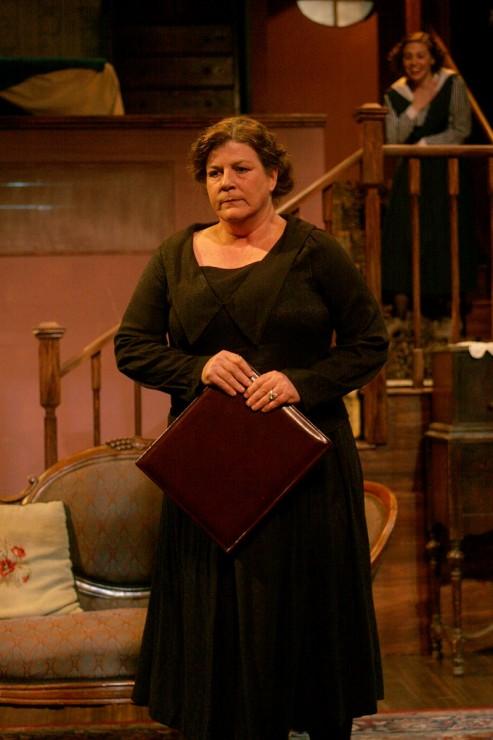 Casey Kramer (Madame Danzard), Jennifer Losi (Isabelle)