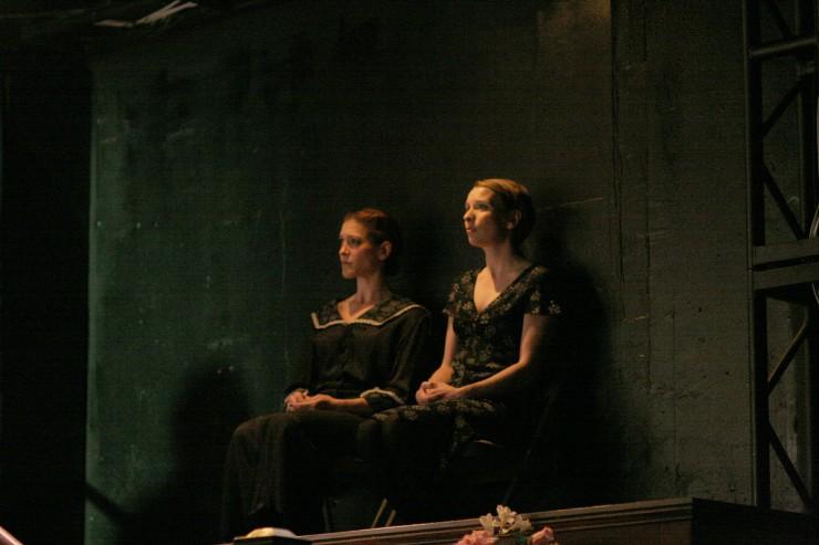 Darrin Revitz (Voice of Christine), Lindsay Evans (Voice of Lea)
