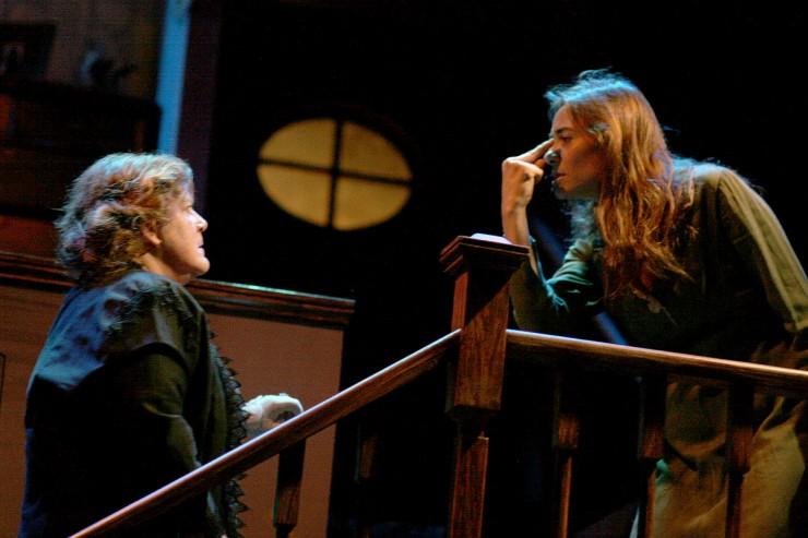 Casey Kramer (Madame Danzard), Deanne Bray (Christine)