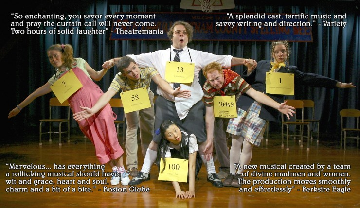 The 25th Annual Putnam County Spelling Bee at Barrington Stage