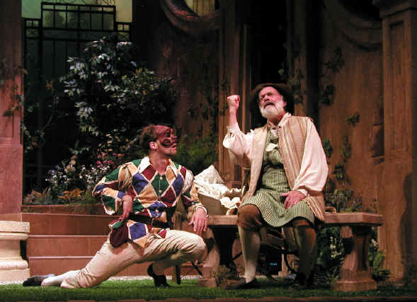 TRIUMPH OF LOVE @ Weston Playhouse