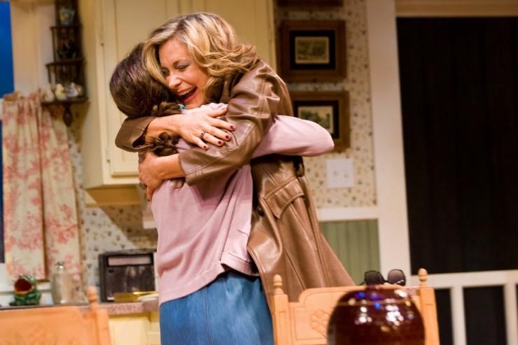 Sandy Rustin (Babe), Lisa Datz (Meg)