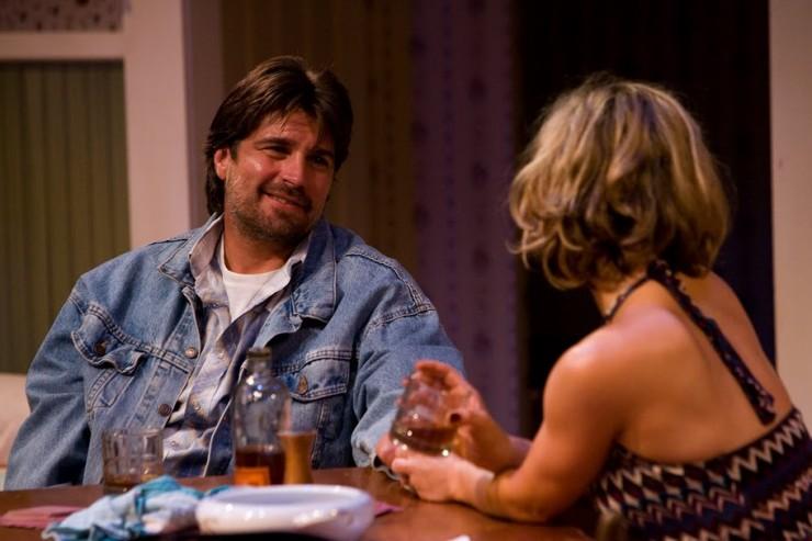 Kevin Stapleton (Doc), Lisa Datz (Meg)