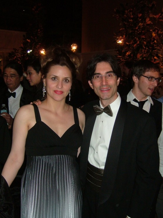 Catherine Cangiano, Michael Unger