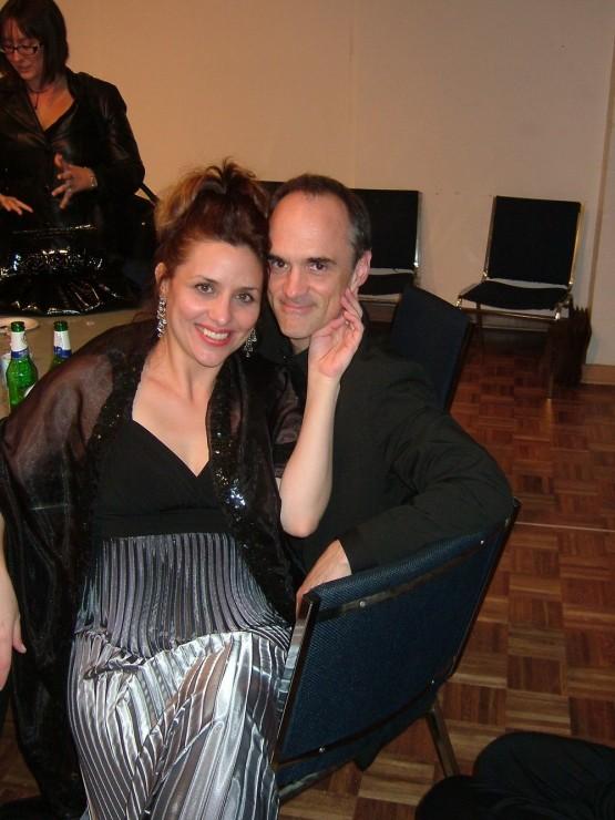 Catherine Cangiano, Maestro David Neely