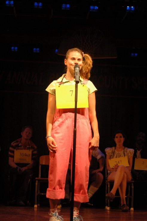 Celia Keenan-Bolger (Olive)
