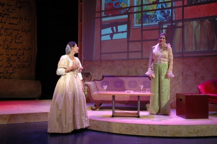 Miriam Habib (Sonnet 94), Nora Sweeney (Holden)