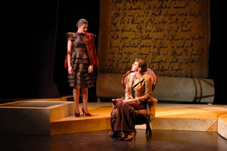 Nora Sweeney (Dymphna), Natasha Staley (Esther)