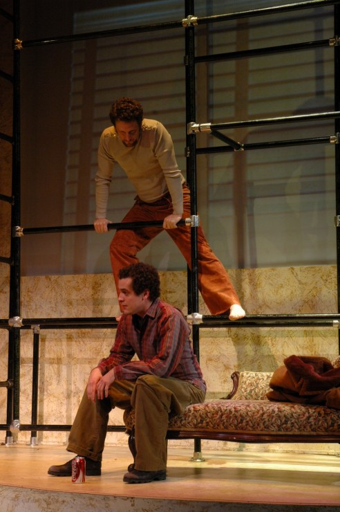 Britt Whittle (Billygoat), Ross Boehringer (Hendryk)