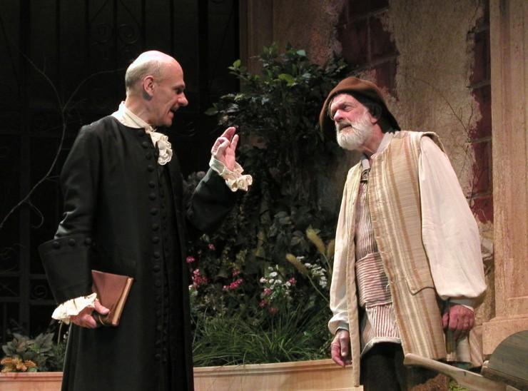 Hermocrate (Peter Kybart), Damis (Peter Kybart)