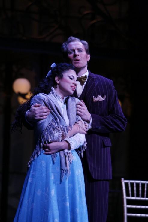 Lina Tetriani (Magda), Ryan MacPherson (Ruggero)