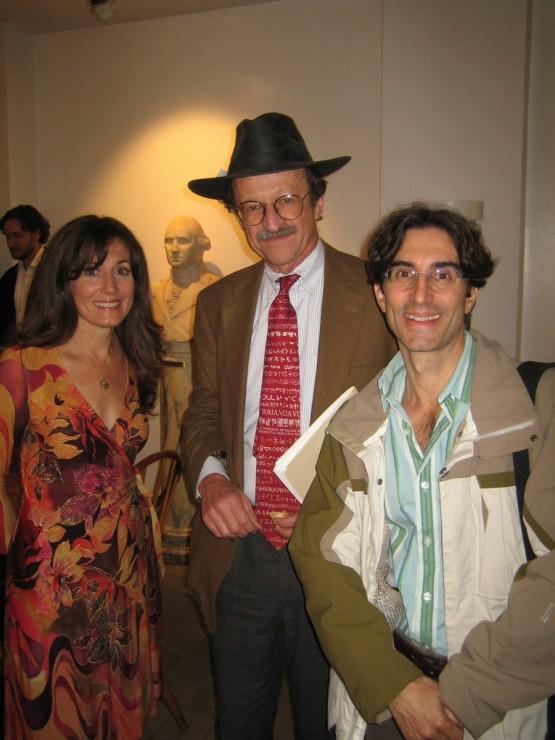Janet Metz, Harold Varmus, Michael Unger