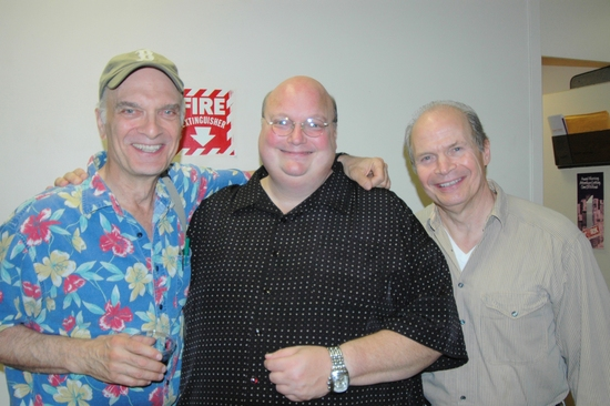 Walter Charles (Tienhoven), Ric Stoneback (Schermerhorn), William Parry (Roosevelt)