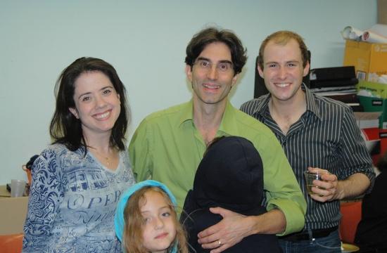 Jendi Tardi, Michael Unger, Nick Gaswirth (Brom)