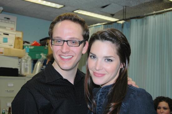 John Bell (Musical Director), Kelli Barrett (Tina)