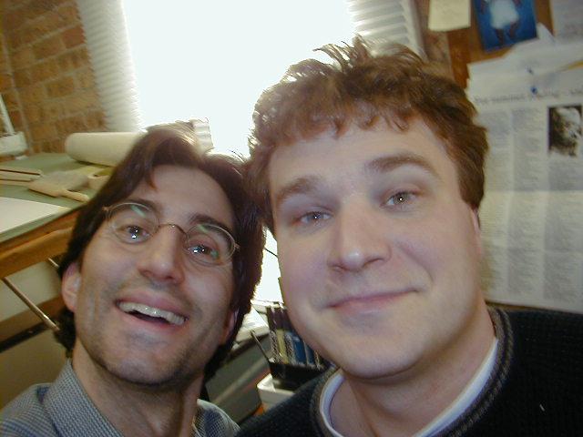 Michael Unger (Director), Todd Rosenthal (Set Designer)