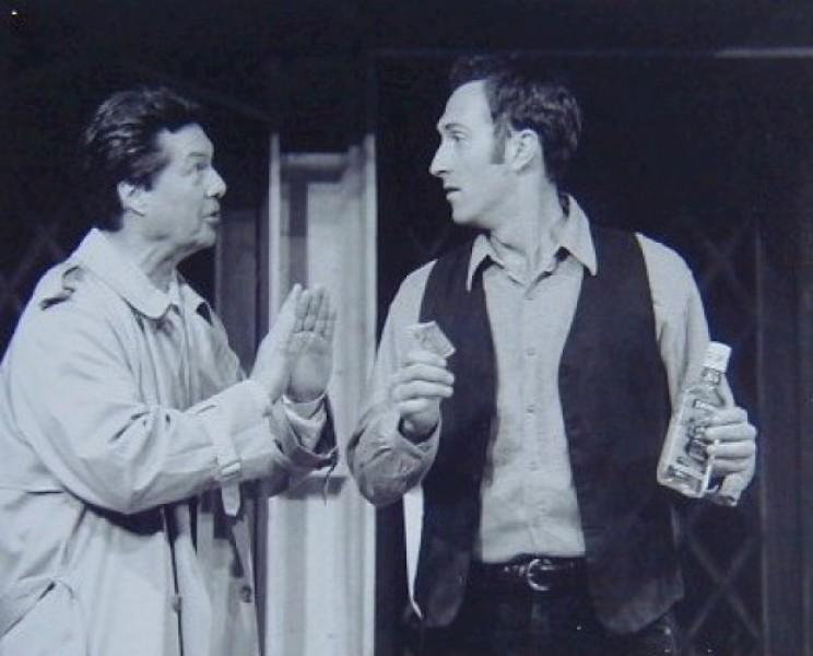 Craig Dudley (Lloyd), Nick Toren (Tim)