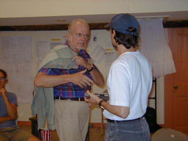 Sam Lloyd, Sr. and Michael Unger