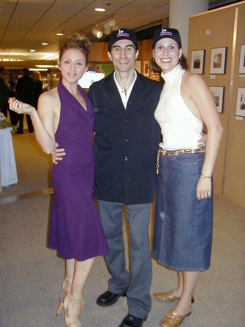 Sandra Purpuro, Michael Unger, Stephanie Block