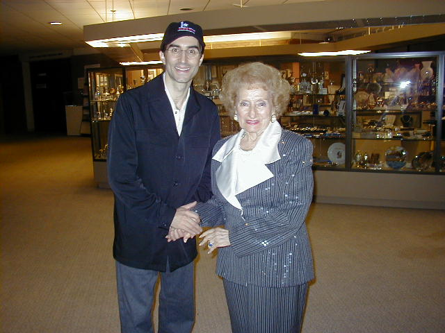 Michael Unger, Ruth Gruber