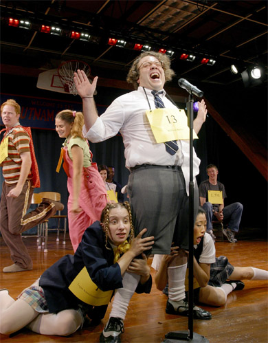 "The Original Cast of ""The 25th Annual Putnam County Spelling Bee"""