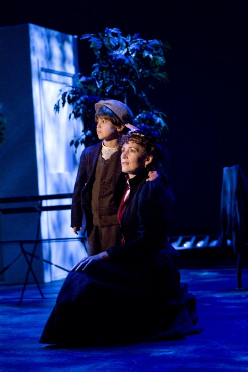 Danny Hallowell (Younger Charlie), Janet Metz (Hannah)