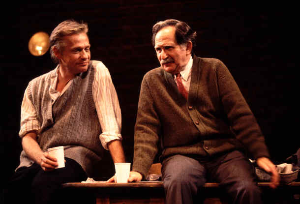 Dennis Christopher (Carl), Paul Stolarsky (Paul)