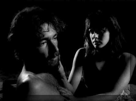 Daniel Meyer (Man), Dawn Maxey (Melissa)