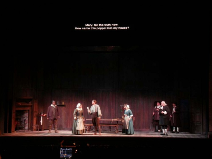 Act II - Proctor's Home