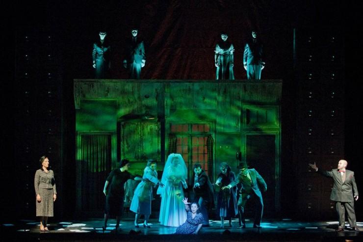 Act III nightmare - photo by Jeff Reeder