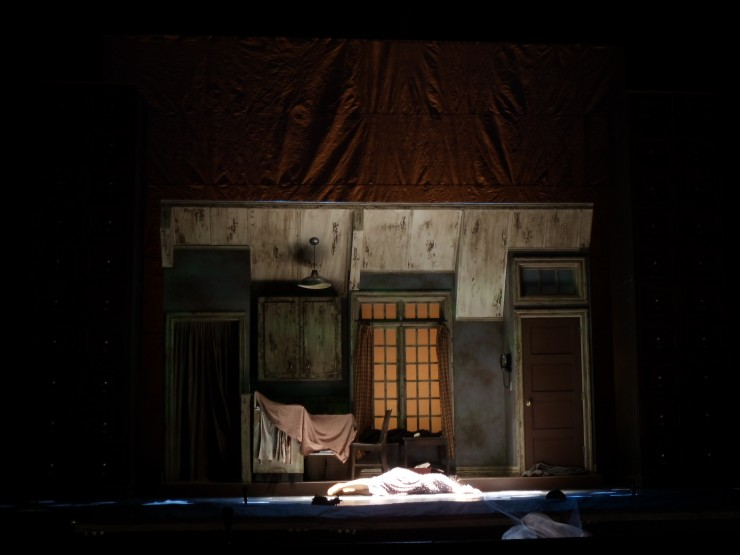 Final Moment - Lina Tetriani (Magda Sorel) - photo by Michael Schweikardt