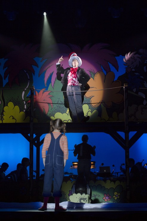 Seussical, Newtown H.S. 8-8-13 016
