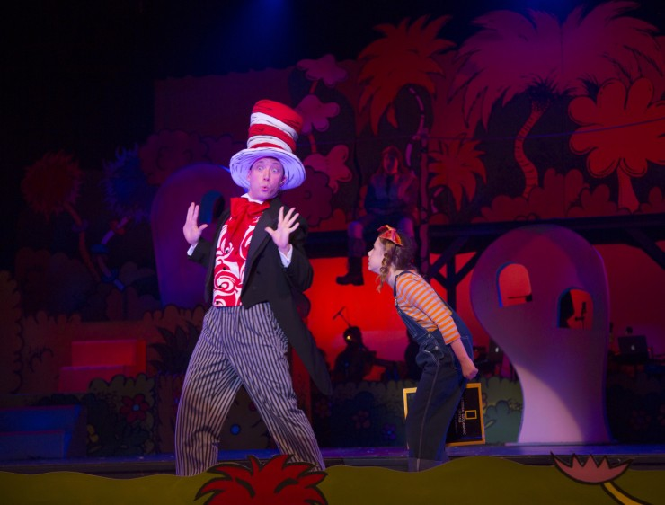 Seussical, Newtown H.S. 8-8-13 080
