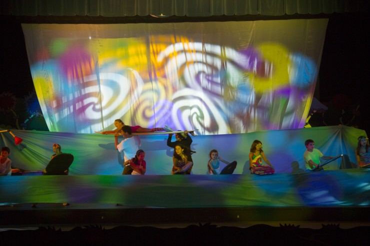 Seussical, Newtown H.S. 8-8-13 088