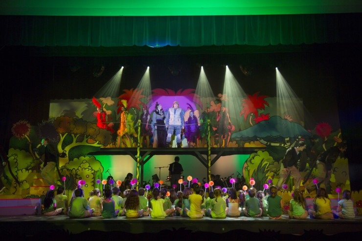 Seussical, Newtown H.S. 8-8-13 128