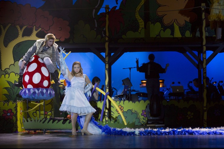 Seussical, Newtown H.S. 8-8-13 142