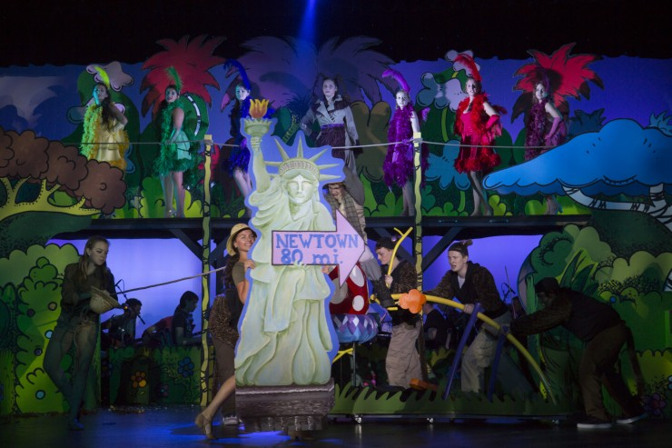 Seussical, Newtown H.S. 8-8-13 150