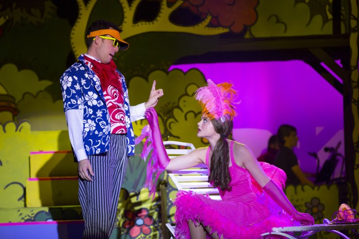 Seussical, Newtown H.S. 8-8-13 156