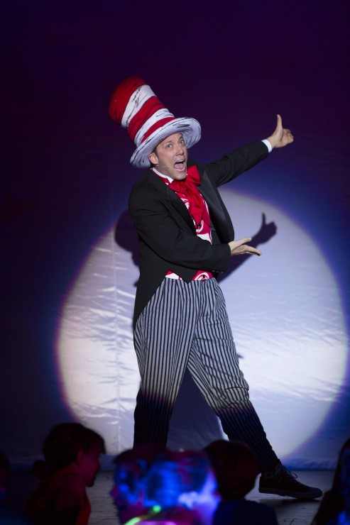 Seussical, Newtown H.S. 8-8-13 2020