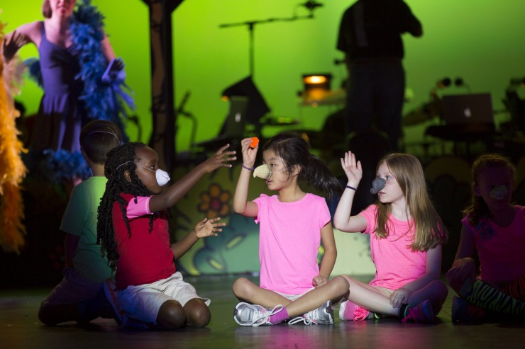 Seussical, Newtown H.S. 8-8-13 2035