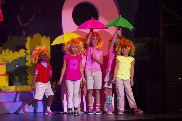 Seussical, Newtown H.S. 8-8-13 2064